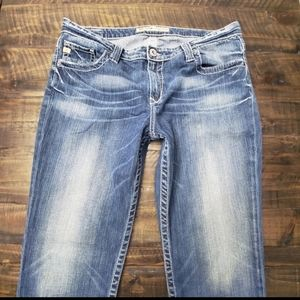 BIG STAR Maddie Skinny Jeans | 34